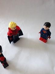 EWSG Superboy/Supergirl: New Beginnings (App) (Dehroguesfanboy) Tags: ewsg superboy supergirl lego story app