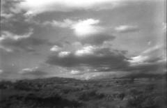El desierto de La Tatacoa fotografiado con la cmara Vrede Box de 1950 de mi abuelo. (Andrs Herrera Prez) Tags: blackandwhite blancoynegro vintage hp desert ilfordhp5 desierto expired ilford huila vredebox g4050