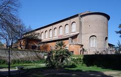Santa Sabina Exterior