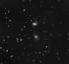 Keenan's system Arp 104 (Bob's Astro Images) Tags: astrometrydotnet:status=solved astrometrydotnet:id=nova1041889