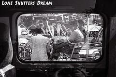 Reality TV (afotofarmer) Tags: friends india streets union marketplace newdelhi carwindow livecoverage rickshawpullers