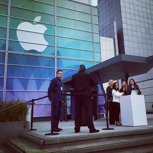 Apple convoca #appleevent #applewatch