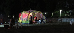 Tent Embassy and Democracy (spelio) Tags: camp fire march canberra aboriginal act indigenous enlighten 2015