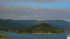 Isla de Tambo, en la Ría de Pontevedra. (lumog37) Tags: landscape islands paisaje estuary coastline islas ría costadegalicia