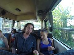 Photo de 14h - Dans le bus pour Bali (Indonésie) - 18.03.2015