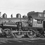 [Missouri-Kansas-Texas, Locomotive No. 528 with Tender] thumbnail