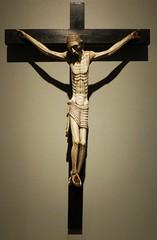 cruz (3) (canecrabe) Tags: musée passion crucifix espagne crucifixion barcelone vendredisaint