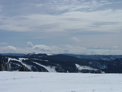 Lovely sunny winter day and snow hike to the summit of Feldberg, Black Forest, Baden, Germany (Loeffle) Tags: schnee winter snow germany deutschland day bluesky clear baden allemagne schwarzwald blackforest blauerhimmel feldberg foretnoire herzogenhorn 042015