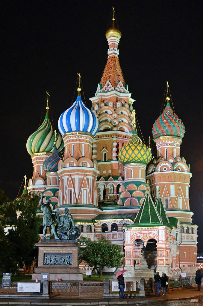 фото: Храм Василия Блаженного / Saint Basil's Cathedral