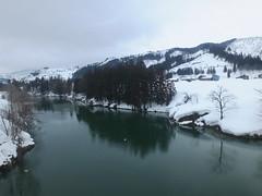 15j5498 (kimagurenote) Tags: snow   sumon   tadamiline   uonumaniigata  aburumariver