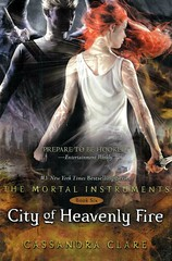 City of Heavenly Fire (Vernon Barford School Library) Tags: new city school fiction 6 newyork fire reading book high adult vampire library libraries magic young reads books read paperback fantasy cover junior demon novel covers bookcover middle instruments youngadult six vernon magical heavenly vampires ya recent bookcovers paperbacks demons supernatural novels mortal fictional youngadultfiction barford demonology softcover fantasyfiction vernonbarford softcovers cassandraclare mortalinstruments 9781442416895