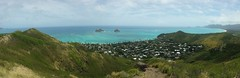 Makai Views (XJCreations) Tags: hawaii oahu lanikai bunkers kaiwa xjcreations