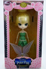 Pullip Dal Tinker Bell 10'' Doll - Amazon Purchase - Boxed - Full Front View (drj1828) Tags: doll tinkerbell dal peterpan disney groove pullip boxed purchase posable 10inch
