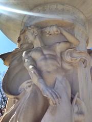 The Wind (JRRollins) Tags: sculpture fountain dc dupontcircle thewind dupontcirclefountainsamuelfrancisdupontmemorialfountain