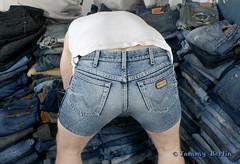 self2507 (Tommy Berlin) Tags: men ass butt jeans alpha ars wrangler