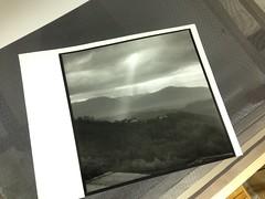 A Night in the darkroom. (andreafix) Tags: sun darkroom ray fb hasselblad ilford cameraoscura