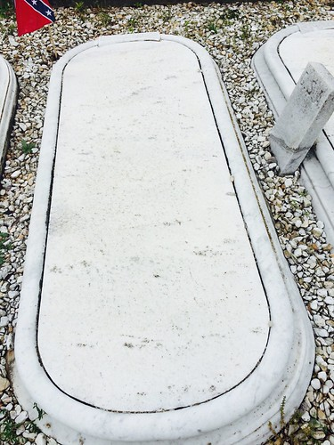 2015 April 25 Tuscumbia Civil War Tour Tuscumbia Oak Wood Cemetery