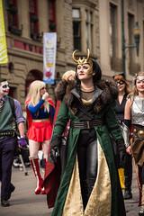 Calgary Comic and Entertainment Expo Parade of Wonders 2016 (Michael Mckinney (Find my Twitter @MMckinneypho) Tags: canada calgary costume comic expo cosplay parade entertainment fantasy alberta loki fi sci wonders 2016