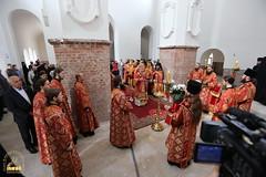 07. Paschal Prayer Service in Svyatogorsk / Пасхальный молебен в соборном храме г. Святогорска