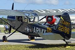 Perry N5188G TL-19A 51-7457 BirdDog JTPI 8x12 2313 (JTOcchialini) Tags: club pembroke airport wings florida wheels north pines hollywood perry miramar aero 2016