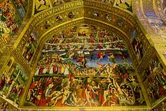 Heaven and Hell fresco (T   J ) Tags: nikon iran d750 yazd teeje nikon2470mmf28