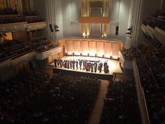 City recital hall (bobmendo) Tags: chamber aco curtaincall takeabow chamberorchestra