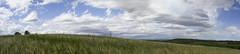 Through the Fields (csitja87) Tags: sky green grass landscape nikon skies paisaje panoramic fields