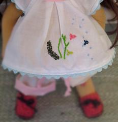 IMG_9980custom-brown-hair-doll_2016 (DOWN UNDER WALDORFS) Tags: boneca puppen bambola handmadedoll waldorfdoll popje lalki naturaltoys waldorfinspireddoll downunderwaldorfs
