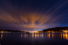 Early Autumn Otago Harbour (five15design) Tags: ocean autumn sea newzealand sky storm fall water pacific harbour pacificocean southisland dunedin aotearoa mainland thefall latesummer otagoharbour nikonnz
