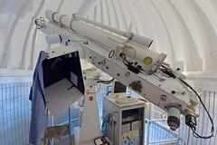 Kanzelhhe Solar Observatory, Patrol Instrument (herbraab) Tags: carinthia observatory telescope dome astronomy refractor solartelescope gerlitzen kanzelhhe sigma10mmf28 canoneos550d patrolinstrument