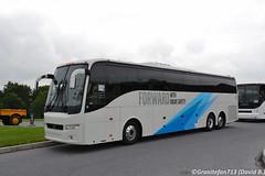 Volvo 9700 Coach (Trucks, Buses, & Trains by granitefan713) Tags: bus passengerbus transit springfling charter charterbus coachbus volvo volvobus volvo9700