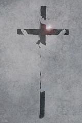 fifty days later (Peter Schler) Tags: flickr cross jesus kreuz pfingsten pentecost peterpe1