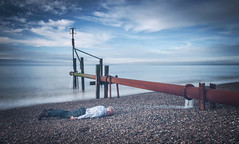 Pipe Down Tuesday. (Matt_Briston) Tags: face down tuesday filters cheap weybourne fdt waybored facedowntuesday