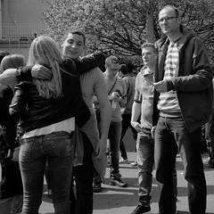 StreetFood Market Trier 2016 DSCF7268ir (Denkrahm) Tags: people food festival germany market denkrahm hugs meet greet trier fujix70 fujifilmx70 streetfoodmarkettrier