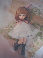 Magical girl ( Saria) Tags: bjd hani customhouse aidolls aiange