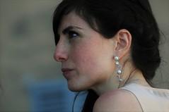 STE_8067 (stefano sirtori 65) Tags: occhi seria ritratto bruna ragazza mediterranea profilo scuri orecchini