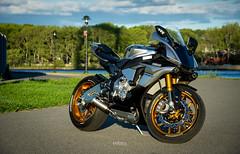 Irish R1-M (ekfotos) Tags: photoshoot racing moto motorcycle yamaha r1 motogp bikelife r1m