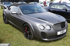2011 Bentley Continental Supersports Convertible (cerbera15) Tags: festival speed continental convertible fos bentley goodwood 2016 supersports 2011