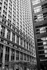 Web financial district 4 (mtschappat@verizon.net) Tags: new york city nyc silver skyscrapers district sony nik financial efex rx100iv