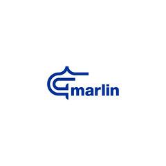 Marlin Logo Proposal (Ronel Caluya) Tags: ocean blue sea fish lines logo design fishing modernism identity brand thick branding marlin modernist
