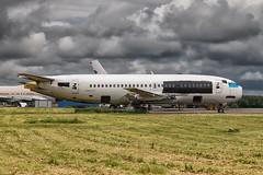 UTair - Boeing 737-524 VP-BXZ @ Kemble (Shaun Grist) Tags: airport aircraft aviation airline boeing aeroplanes 737 kemble avgeek cotswoldairport vpbxz