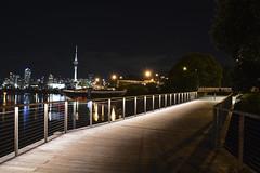 Auckland (1Nine8Four) Tags: longexposure newzealand nikon nightshot auckland nz northisland nightshots northland dx 18200mm aucklandskytower nikondx 18200mmvr d7100 nikon18200mmf3556vr nikond7100