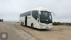Milestone coaches Canvey Island, Essex taken here 26/06/16. The 2 Shearings Setra's taken at St.Ives coach park (oliverkeam) Tags: milestone coaches scania irizar