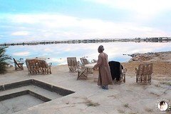 My escort looking dapper. #egypt #livinginstyle http://ift.tt/1W07EJ1 (THE GLOBAL GIRL) Tags: globalgirl egypt siwaoasis desert africa northafrica libyandesert siwa libya oasis globalgirlndoema theglobalgirlcom travel wanderlust theglobalgirl lakesiwa saltlake lake
