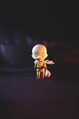IMG_6293 (bakanahakuchi) Tags: onepunchman saitama nendoroid actionfigure chibi toyphotography
