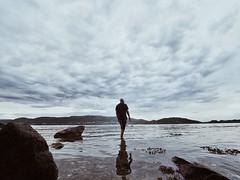 End of Ends (RichardTerborg) Tags: travel norway clouds self olympus traveller workshop mk2 bergen scandinavia selfie toning mark2 travelphotography em5 vsco ipadprocessing olympusem5