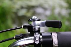 My new bicycle by Ruud Guldemond (Dirk A.) Tags: bicycle fiets guldemond gazelle impala creatie bergenopzoom noordbrabant