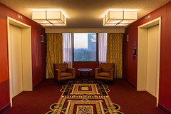 Lobby (Evan's Life Through The Lens) Tags: life camera trip travel summer 3 toronto canada ice hockey glass self marriott work myself lens hotel three photo mark walk room iii adventure 5d job f28 mk 2016 2470mm