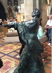 Statue (BBuzz1) Tags: wshsfrench wshseurotrip westsalemhighschool westsalemhighschoolfrench saintpatrickscathedral dublin