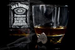 Evening of Rock'N'Roll (bancika) Tags: guitar whiskey jack daniels pick plectrum dragons heart